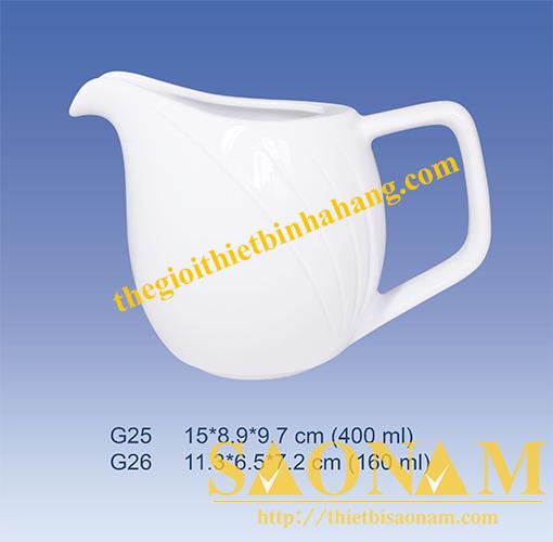 Bình Rót Sữa G26