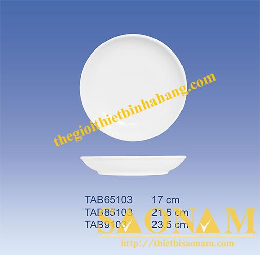 Dĩa Cạn Ảo TAB9103