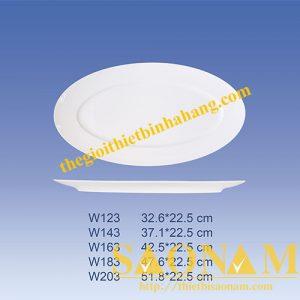 Dĩa Hình Khay W203