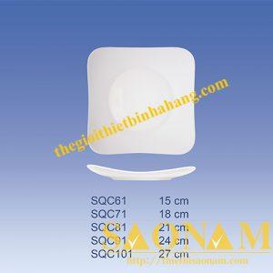 Dĩa Vuông Ảo SQC101